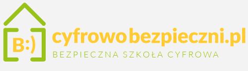 Logo cyfrowobezpieczni.pl