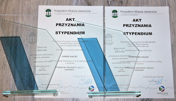 Stypendium Prezydenta Miasta Jaworzna