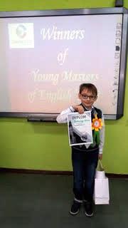 Laureat konkursu j. angielskiego
