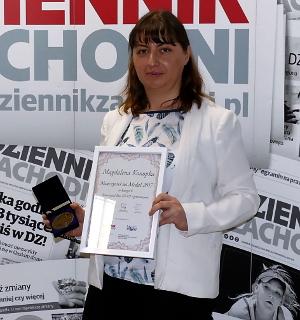 Nauczyciel na medal